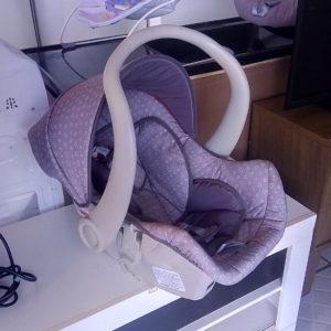 Cadeirinha Bebê Conforto Galzerano